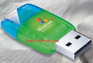 Booting Windows Menggunakan Flashdisk